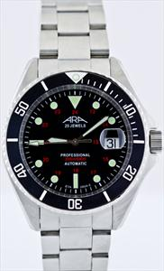 Men's 200 Meter Swiss Eta Automatic Diver
