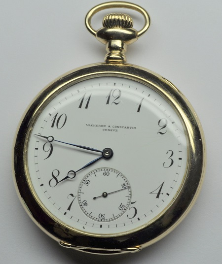 Swiss Vacheron & Constantin Pocket Watch - Circa 1905 - Exc. Condition